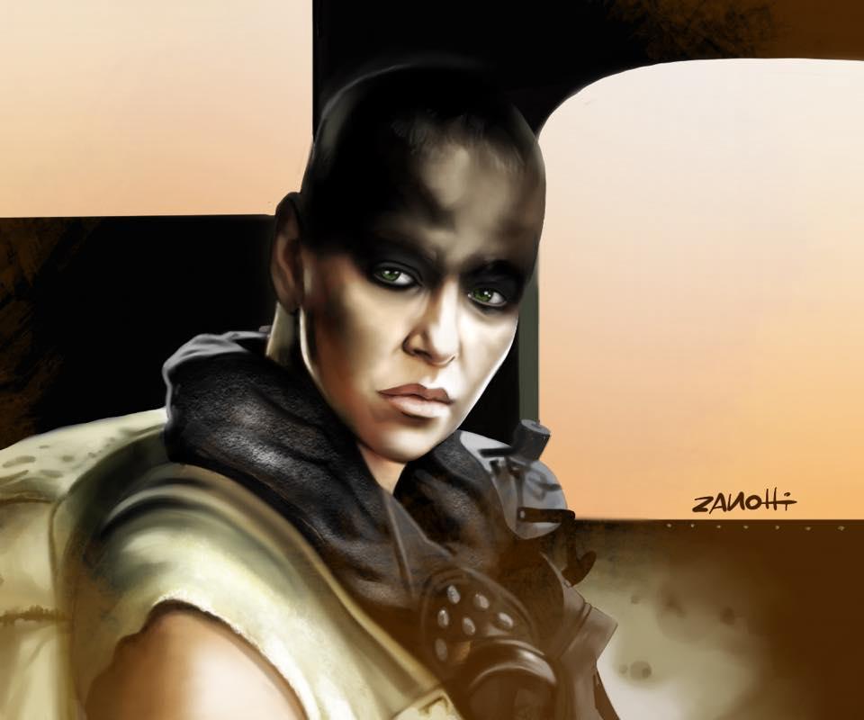 Furiosa Mad Max