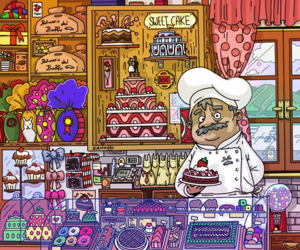 Dito su Ipad - Cake Lovers