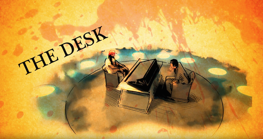 The Desk Revolver Productions