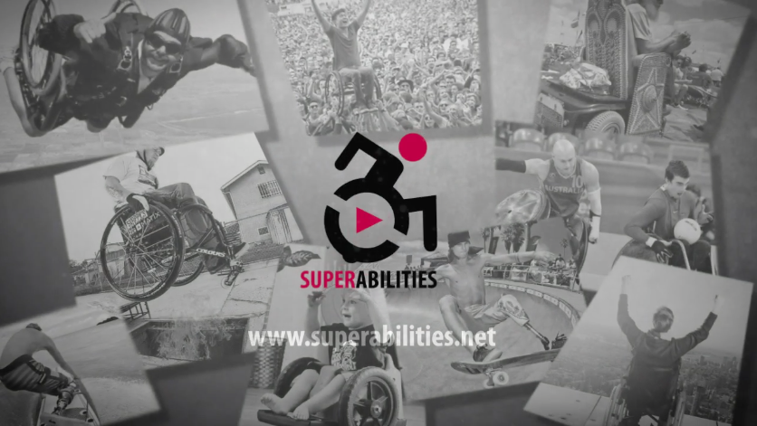 Disabili News intro – Superabilities