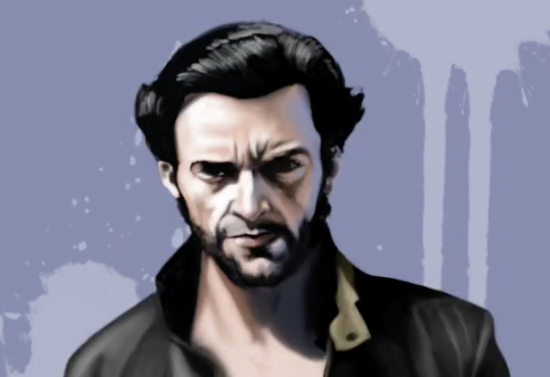 Wolverine – Speed Painting Procreate IPad