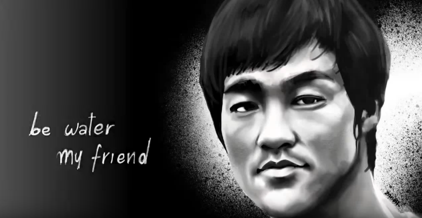 Bruce Lee – Speed Painting Procreate IPad
