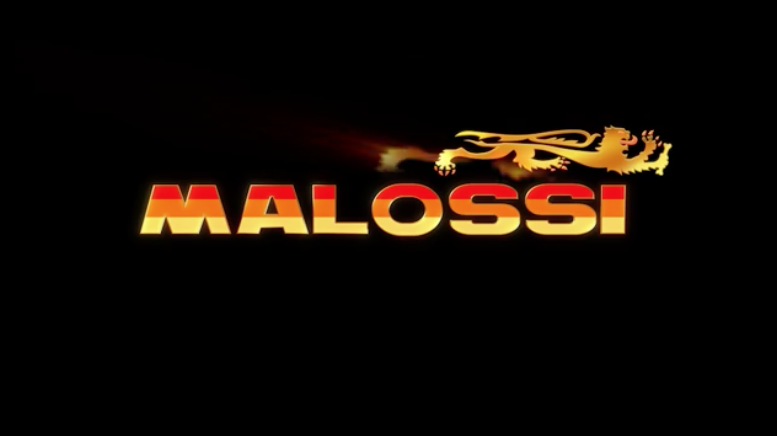 Malossi Animated Logo – Deliranti Productions