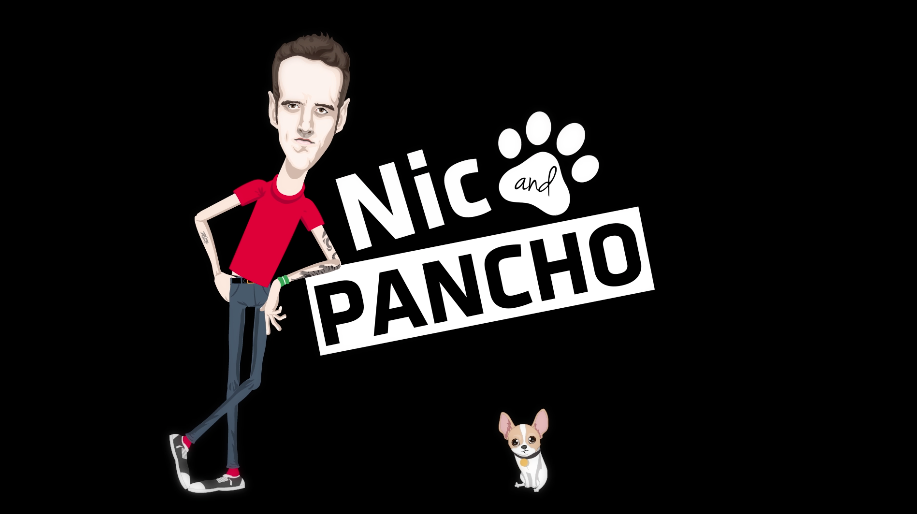 Nic And Pancho – Intro Animation 2016